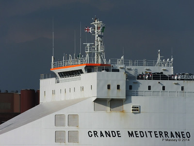 GRANDE MEDITERRANEO Southampton PDM 01-07-2014 18-11-07