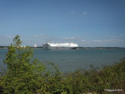 HOEGH TREASURE Departing Southampton PDM 22-07-2014 16-32-14