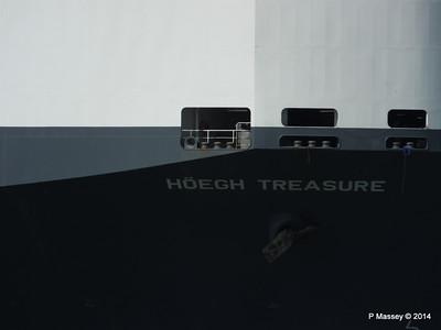 HOEGH TREASURE Departing Southampton PDM 22-07-2014 16-27-58