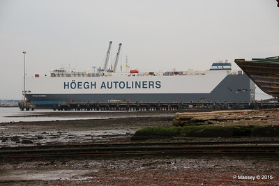 HOEGH XIAMEN RLC Marchwood PDM 10-10-2015 17-19-39