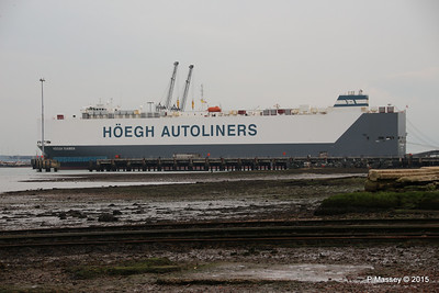 HOEGH XIAMEN RLC Marchwood PDM 10-10-2015 17-19-25