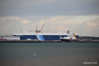 ERIDANUS LEADER RRS JAMES COOK Southampton PDM 12-10-2016 16-12-20