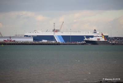 ERIDANUS LEADER RRS JAMES COOK Southampton PDM 12-10-2016 16-12-25