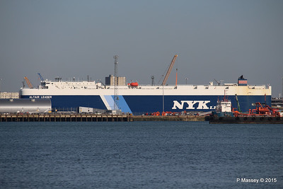 ALTAIR LEADER over Ocean Dock Southampton PDM 14-04-2015 16-57-20