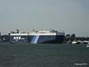 VEGA LEADER Departing Southampton PDM 09-07-2014 19-13-38