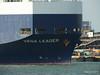 VEGA LEADER Departing Southampton PDM 09-07-2014 19-19-27