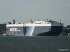 VEGA LEADER Departing Southampton PDM 09-07-2014 19-14-20