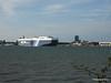 VEGA LEADER Departing Southampton PDM 09-07-2014 19-18-35