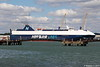 NEPTUNE AEGLI Outbound Over Husbands Jetty Southampton PDM 10-08-2017 14-43-22
