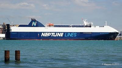 NEPTUNE DYNAMIS Departing Southampton PDM 25-05-2017 12-17-46c