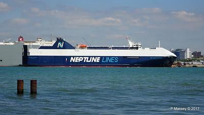 NEPTUNE DYNAMIS Departing Southampton PDM 25-05-2017 12-17-29