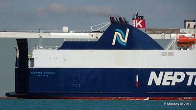NEPTUNE DYNAMIS Departing Southampton PDM 25-05-2017 12-17-15