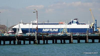 NEPTUNE DYNAMIS Departing Southampton PDM 25-05-2017 12-09-26