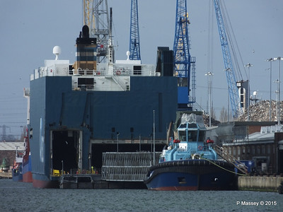 AUTO BANK LOMAX under repair Southampton PDM 18-02-2015 13-00-020