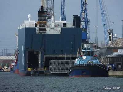 AUTO BANK LOMAX under repair Southampton PDM 18-02-2015 13-00-19