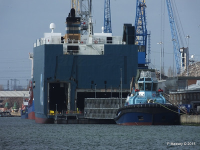 AUTO BANK LOMAX under repair Southampton PDM 18-02-2015 13-00-18