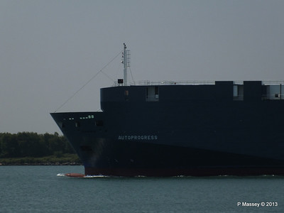 AUTOPROGRESS Departing Southampton PDM 06-06-2013 12-07-05