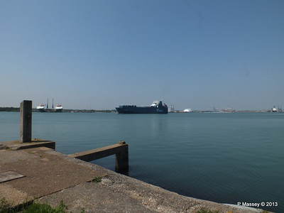AUTOPROGRESS Departing Southampton PDM 06-06-2013 12-05-58