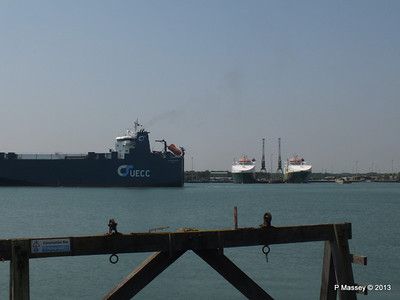 AUTOPROGRESS Departing Southampton PDM 06-06-2013 12-07-19