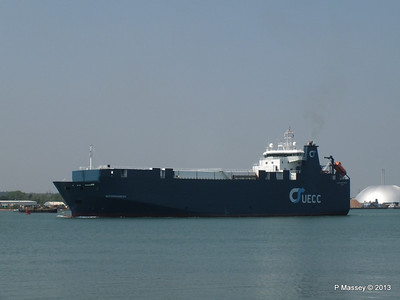 AUTOPROGRESS Departing Southampton PDM 06-06-2013 12-05-46