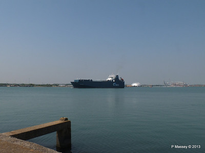 AUTOPROGRESS Departing Southampton PDM 06-06-2013 12-05-50