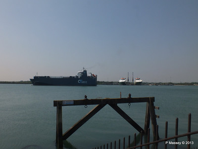 AUTOPROGRESS Departing Southampton PDM 06-06-2013 12-07-23