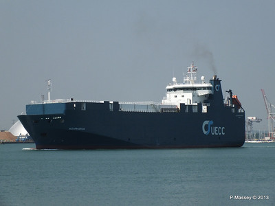 AUTOPROGRESS Departing Southampton PDM 06-06-2013 12-05-06