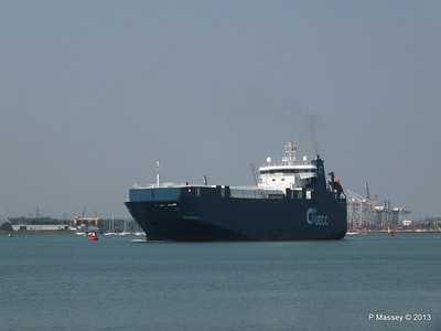 AUTOPROGRESS Departing Southampton PDM 06-06-2013 12-04-41