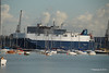 Obscured VIKING CONSTANZA moving berth Southampton PDM 08-10-2015 12-00-38