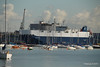 Obscured VIKING CONSTANZA moving berth Southampton PDM 08-10-2015 12-00-35