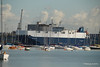 Obscured VIKING CONSTANZA moving berth Southampton PDM 08-10-2015 12-00-36
