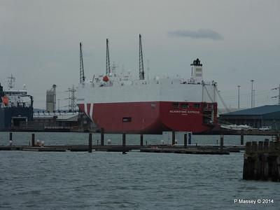 SILVERSTONE EXPRESS Southampton PDM 30-08-2014 17-27-56