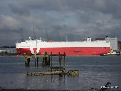 SILVERSTONE EXPRESS Southampton PDM 14-02-2015 14-44-24