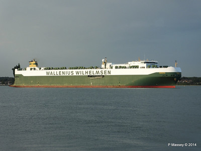 PARSIFAL IMO 9515395
