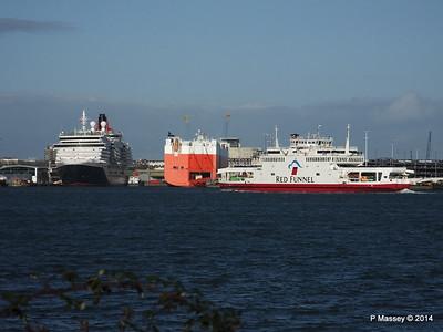 RED FALCON QUEEN VICTORIA TOSCANA Southampton PDM 07-12-2014 13-00-37