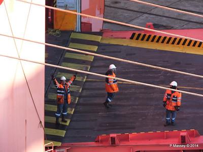 TOSCANA Crew Southampton PDM 14-01-2014 08-40-31