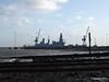HMS DARING D32 Marchwood RLC PDM 05-01-2012 14-10-18