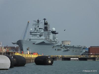 HMS ILLUSTRIOUS RO6 Portsmouth PDM 25-03-2015 15-52-18