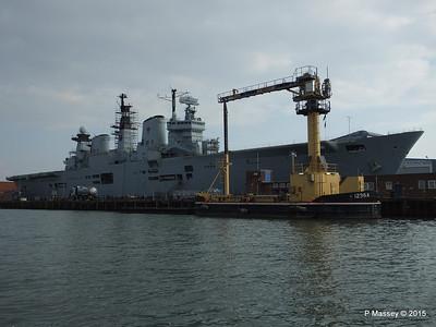 Serco 1236A R06 HMS ILLUSTRIOUS Portsmouth PDM 25-03-2015 15-55-018