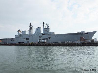 R06 HMS ILLUSTRIOUS Portsmouth PDM 25-03-2015 15-55-37