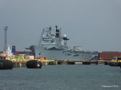 HMS ILLUSTRIOUS RO6 Portsmouth PDM 25-03-2015 15-52-015