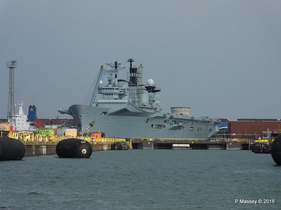 HMS ILLUSTRIOUS RO6 Portsmouth PDM 25-03-2015 15-52-14