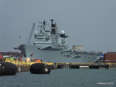 HMS ILLUSTRIOUS RO6 Portsmouth PDM 25-03-2015 15-52-16