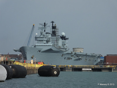 HMS ILLUSTRIOUS RO6 Portsmouth PDM 25-03-2015 15-52-018