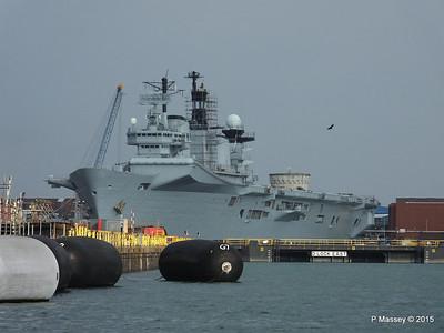 HMS ILLUSTRIOUS RO6 Portsmouth PDM 25-03-2015 15-52-019