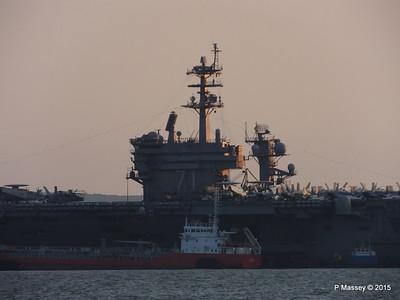 USS THEODORE ROOSEVELT ROSSINI WILLSUPPLYStokes Bay PDM 25-03-2015 17-49-057