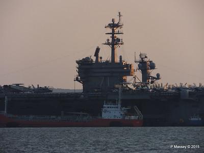 USS THEODORE ROOSEVELT ROSSINI WILLSUPPLYStokes Bay PDM 25-03-2015 17-49-56