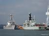 DDG-81 USS WINSTON S CHURCHILL F234 HMS IRON DUKE Portsmouth PDM 25-03-2015 15-46-014