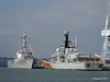 DDG-81 USS WINSTON S CHURCHILL F234 HMS IRON DUKE Portsmouth PDM 25-03-2015 15-46-13