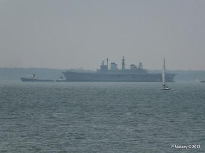 HMS ARK ROYAL CHRISTOS XXIII handing over tow PDM 20-05-2013 14-34-32